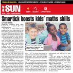"The Daily Sun: ""Smartick Boosts Kids' Maths Skills"""