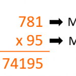 How to Multiply by 2 and 3 Digit Numbers