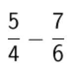 Learn How to Subtract Fractions