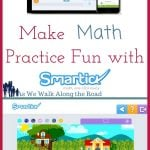 Make Math Practice Fun with Smartick