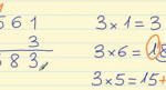 How to Multiply by a One-Digit Number