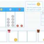 Dividing with Decimals Using Money as an Example