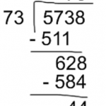 How to Solve Double Digit Division