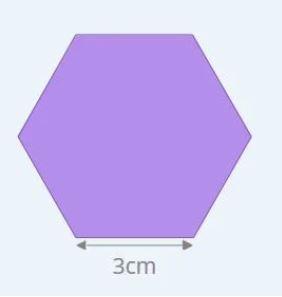 perimeter of a hexagon