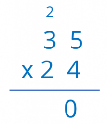 multiplication problems